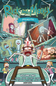 Rick and Morty Presents TP Vol 02 - Books