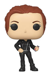 Pop Marvel Black Widow (Street) Vinyl Figure