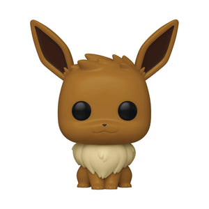 Pop Games Pokemon S2 Eevee Vin Fig