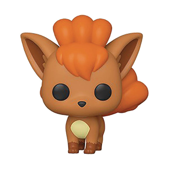 Pop Games Pokemon S2 Vulpix Vin Fig - Novelties