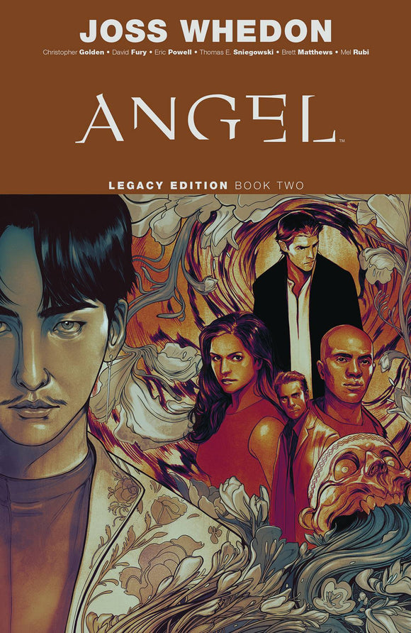 Angel Legacy Ed GN Vol 02 - Books