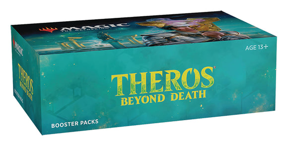 Mtg Tcg Theros Beyond Death Booster Dis