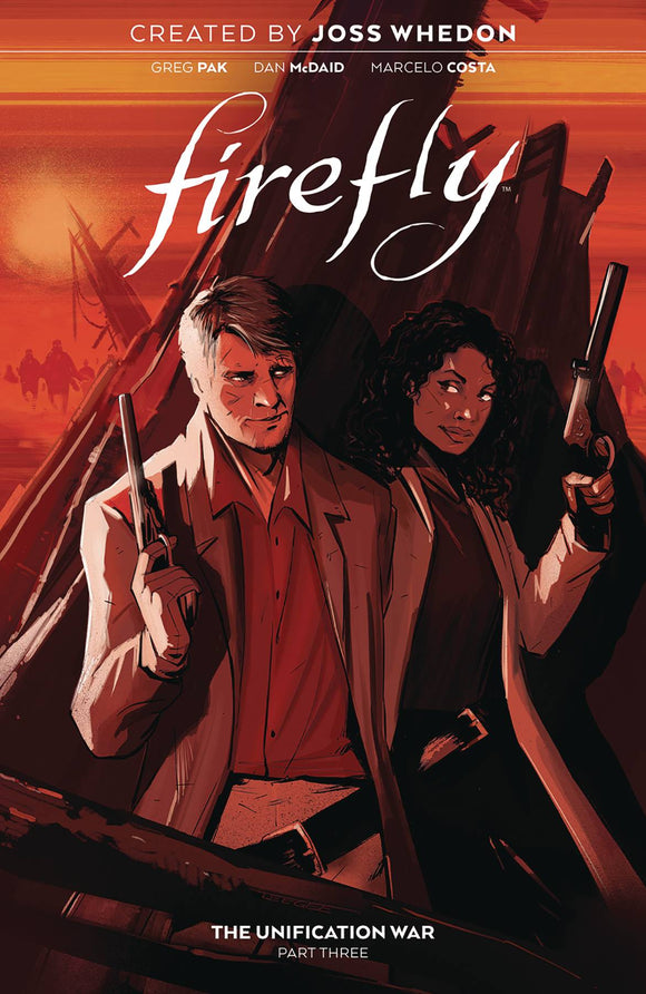 Firefly Unification War HC Vol 03 - Books
