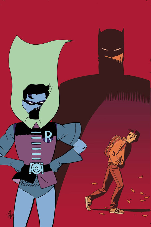 Robin Year One TP New Edition - Books
