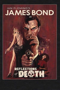 James Bond Reflections of Death HC - Books
