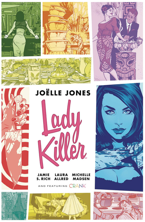 Lady Killer Library Ed Vol 01 - Books