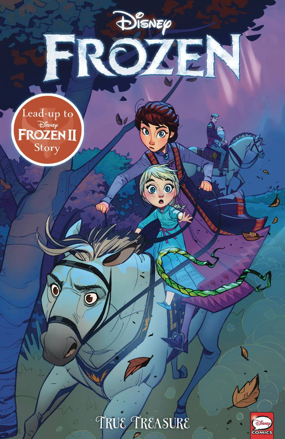 Disney Frozen True Treasure TP - Books