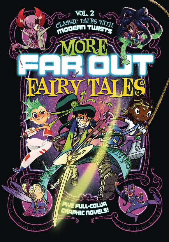 More Far Out Fairy Tales 5 Full Color Gn