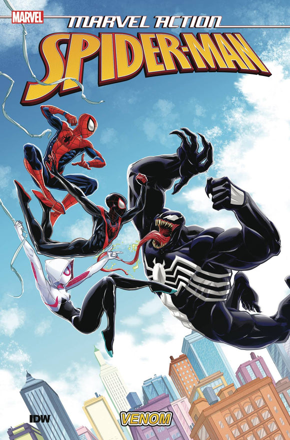 Marvel Action Spider-Man TP Book 04 Venom - Books