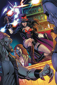 Van Helsing Vs League Monsters #2 Cvr B Goh