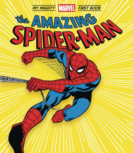 Amazing Spider-Man My Mighty Marvel First Book Board Book - Books