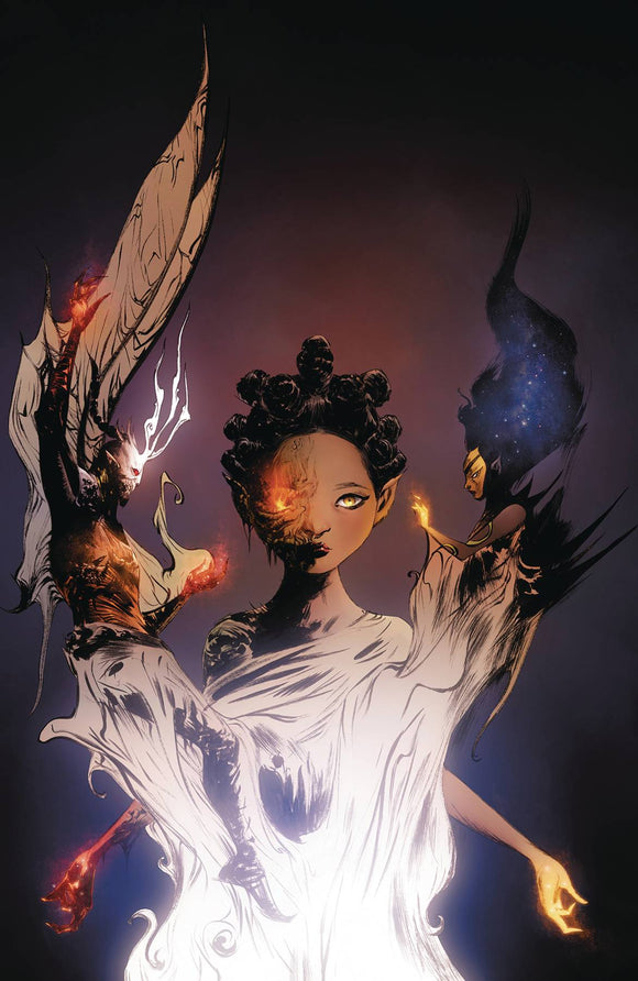 Niobe She Is Death #3 Cvr C Jae Lee Virgin Varaint