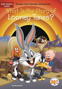 What Is The Story of Looney Tunes SC - Books