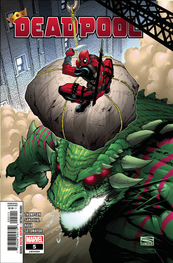 Deadpool #5 - Comics
