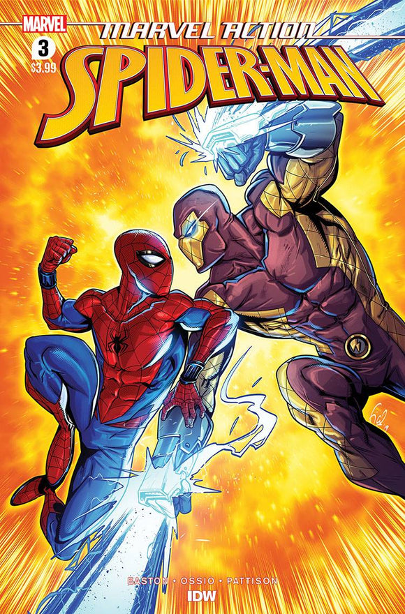 Marvel Action Spider-Man - Comics