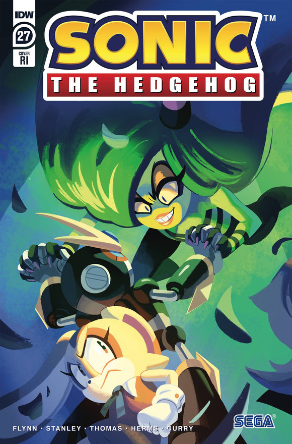 Sonic The Hedgehog #27 Fourdraine - Comics