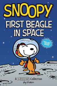 Peanuts Tp Snoopy First Beagle In Space