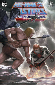 He Man And The Masters Of The Multiverse #5 (Of 6)