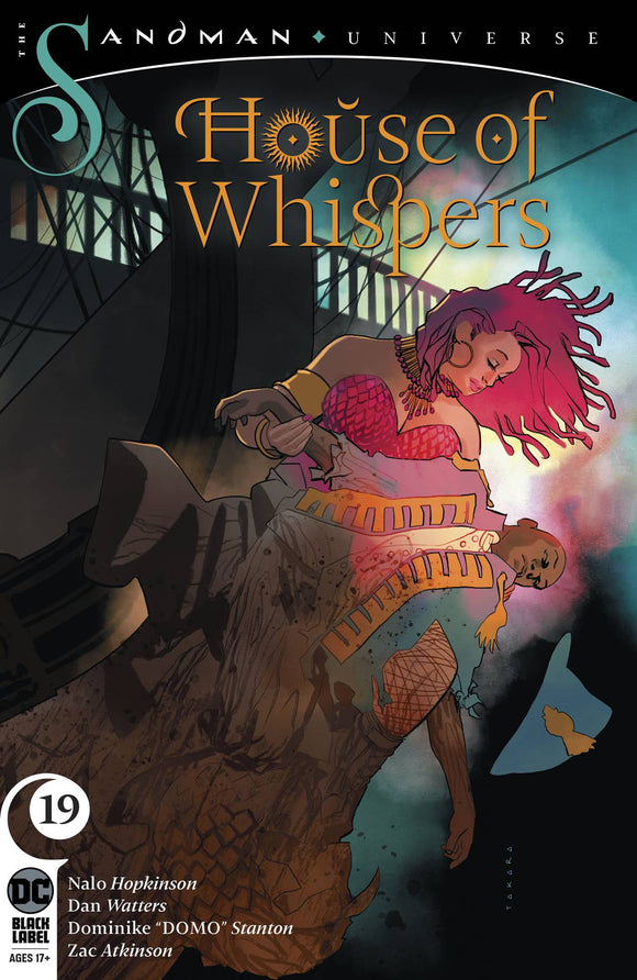 House Of Whispers #19