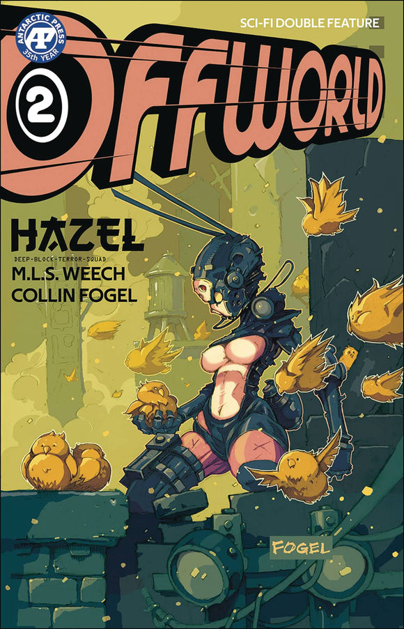 Offworld Sci Fi Double Feature #2 (of 7) - Comics