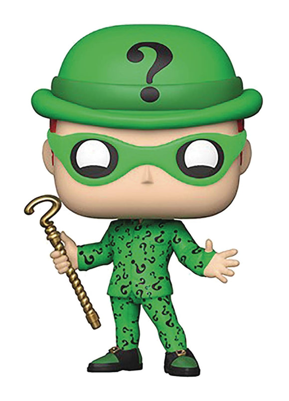 Pop Heroes Batman Forever Riddler Vinyl Fig - Novelties