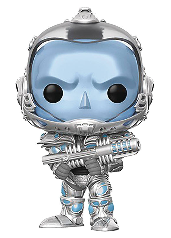 Pop Heroes Batman & Robin Mr Freeze Vinyl Fig - Novelties