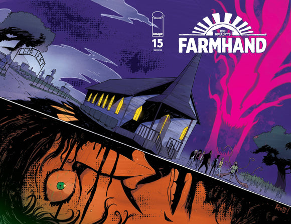 Farmhand #15 - Comics