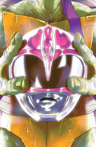 Power Rangers Teenage Mutant Ninja Turtles #4 Don Mont