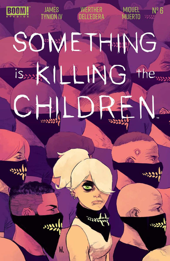 Something Is Killing Children #6