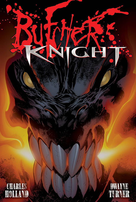 Butcher Knight TP - Books