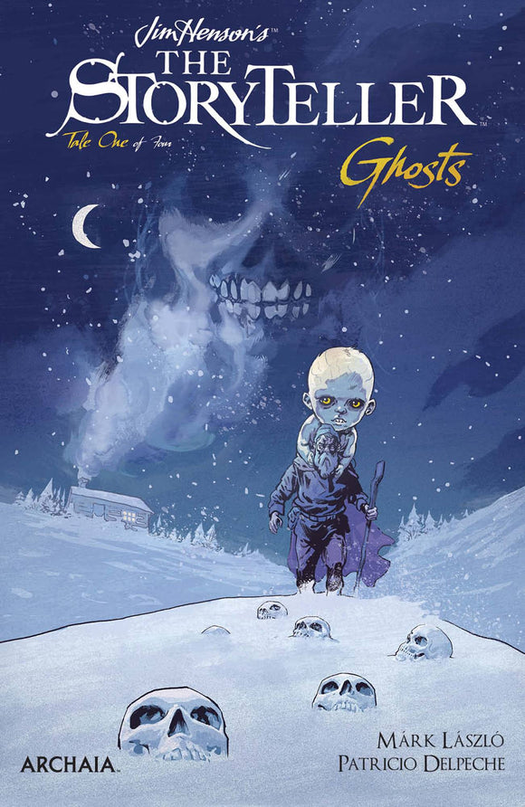 Jim Henson Storyteller Ghosts #1 (Of 4)