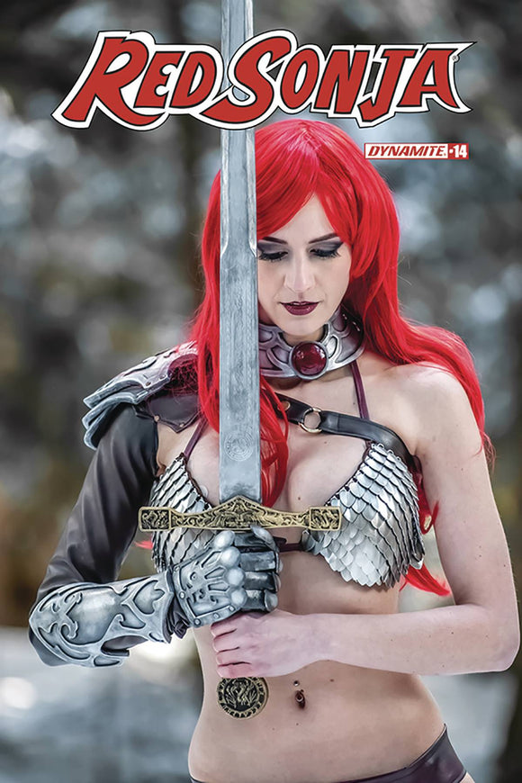 Red Sonja #14 Cvr E Decobray Cosplay