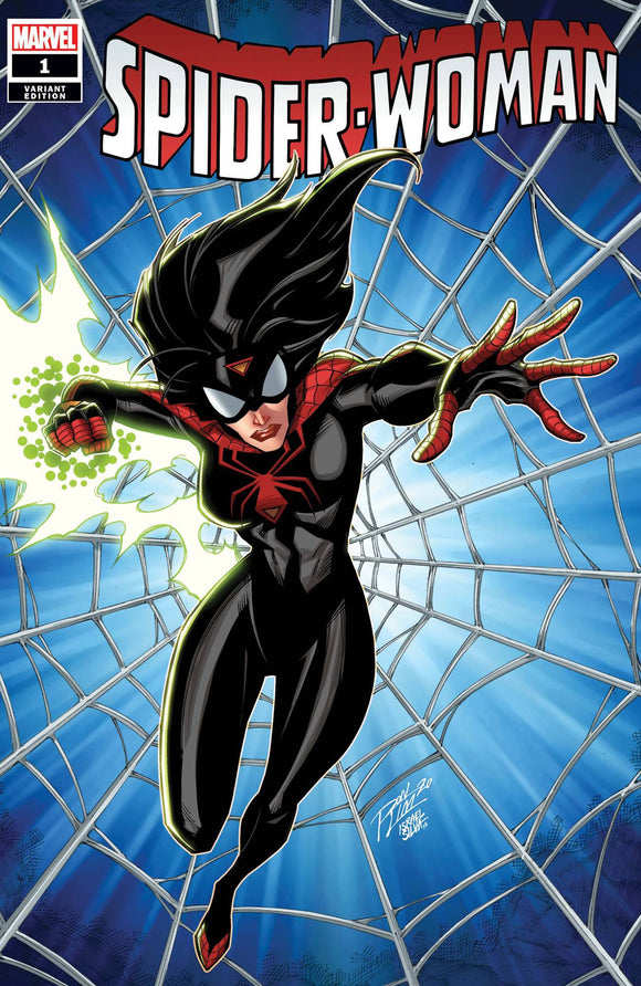 Spider-Woman #1 Ron Lim Var