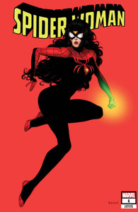 Spider-Woman #1 Andrews Var