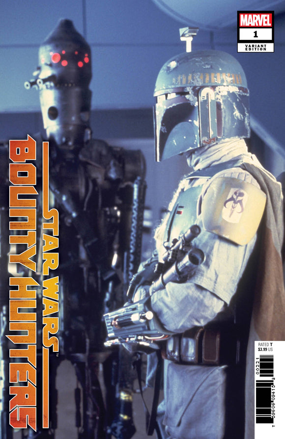 Star Wars Bounty Hunters #1 Vf Movie Var - Comics