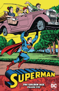 Superman The Golden Age TP Vol 05 - Books