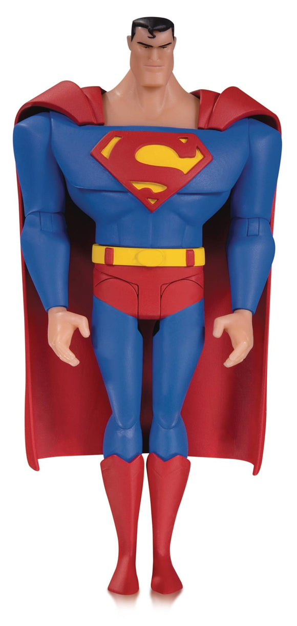 Justice League Animated Superman AF - Toys and Models