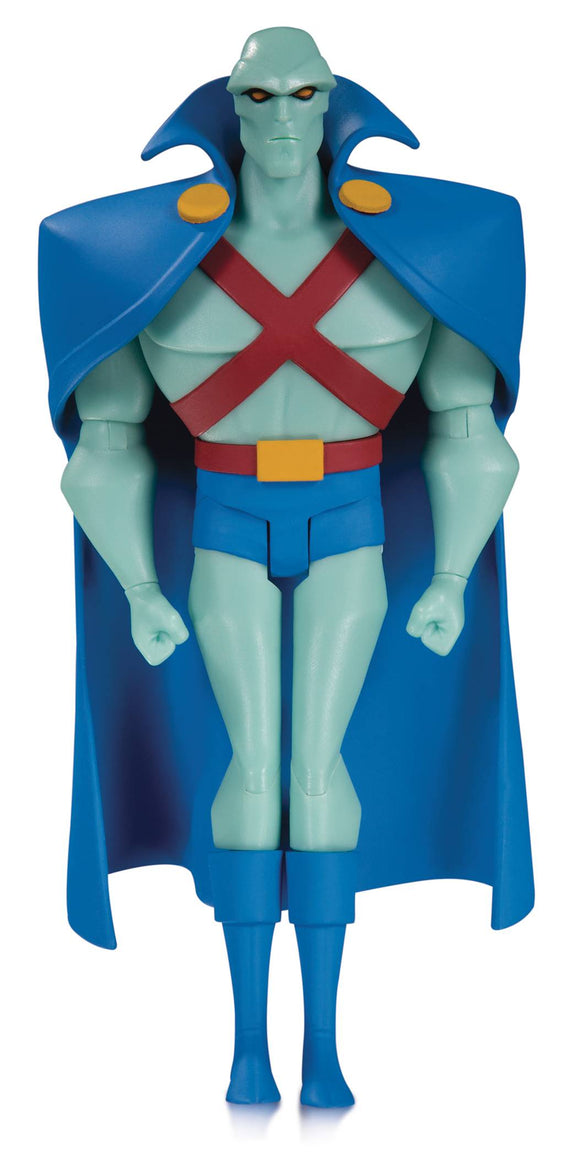 Justice League Animated Martian Manhunter AF - Toys and Models