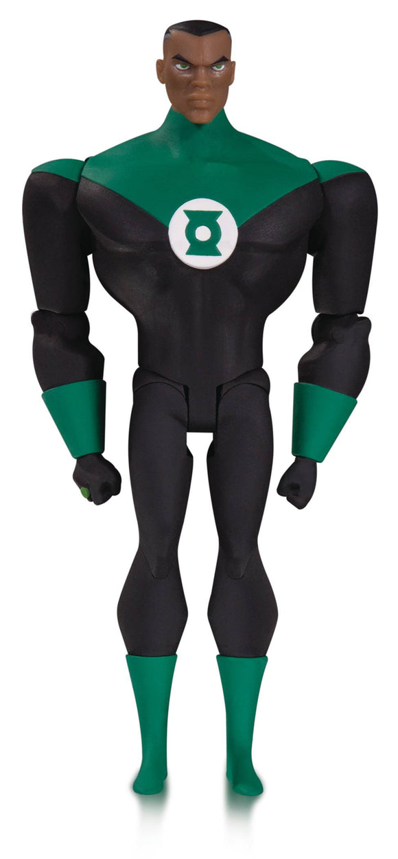 Justice League Animated Gl John Stewart AF - Toys and Models