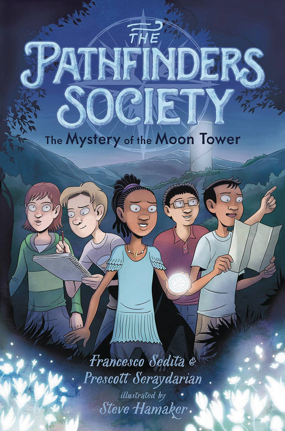 Pathfinders Society GN Vol 01 Mystery of Moon Tower - Books