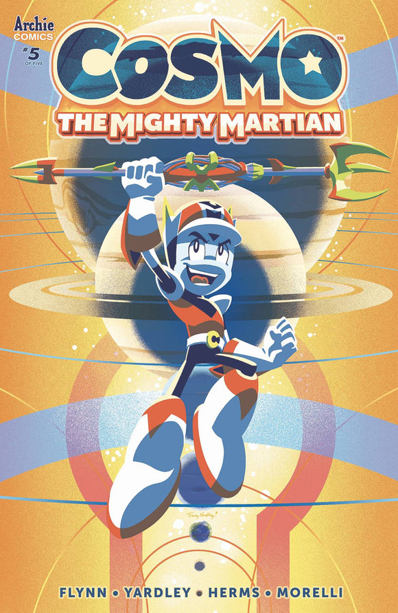 Cosmo Mighty Martian #5 (of 5) - Comics