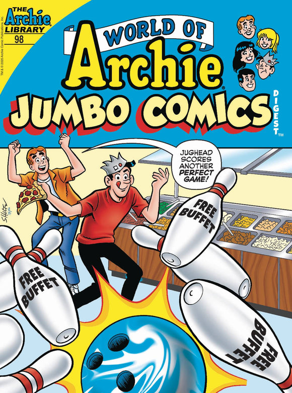 World of Archie Jumbo Comics Digest #98 - Comics
