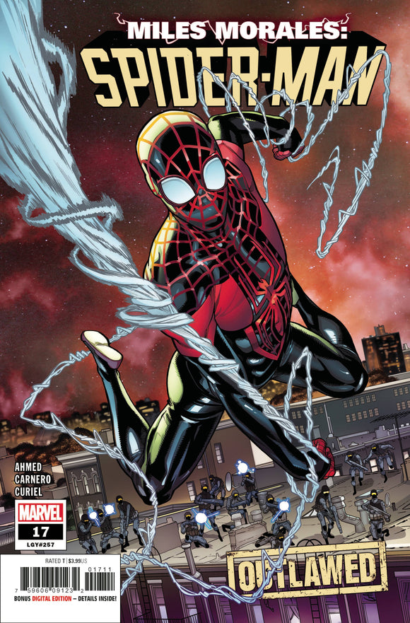 Miles Morales Spider-Man #17 Out - Comics