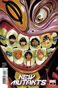 New Mutants #10 - Comics