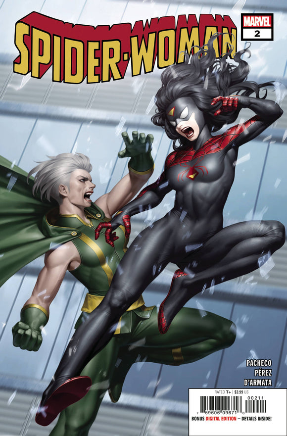Spider-Woman #2 - Comics