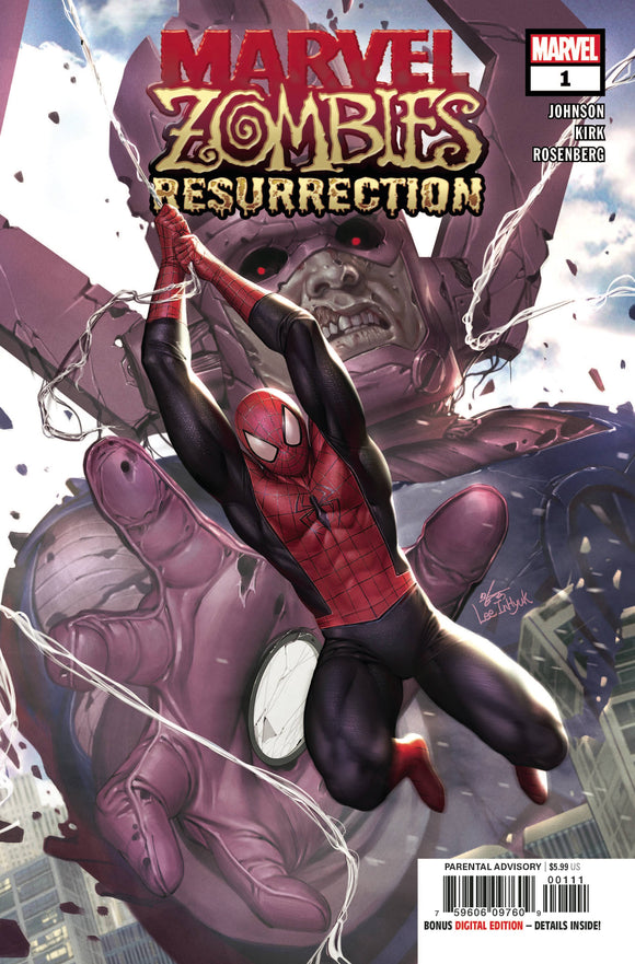 Marvel Zombies Resurrection #1 (of 4) - Comics