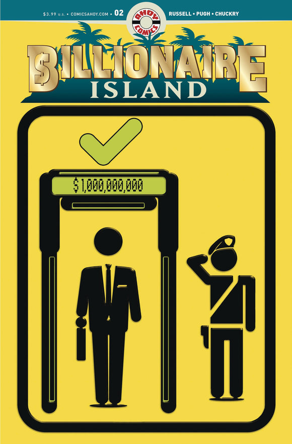 Billionaire Island #2 (of 4) - Comics