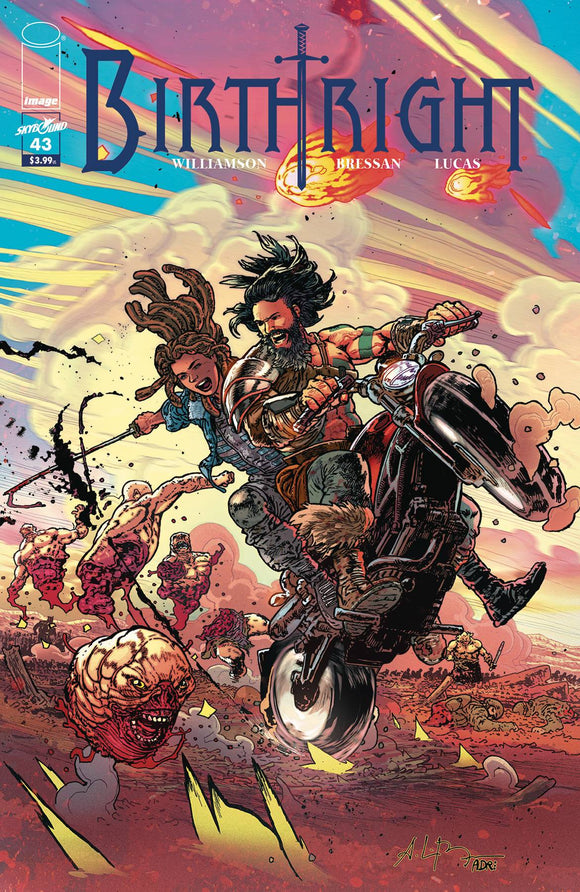 Birthright #43 - Comics