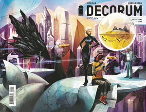 Decorum #2 Cvr B Huddleston - Comics