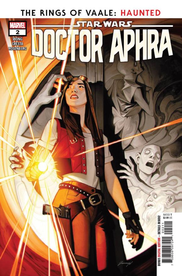 Star Wars Doctor Aphra #2 - Comics
